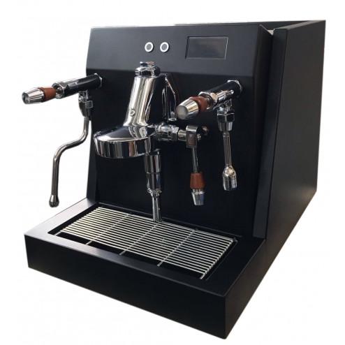 ACS Kaffeemaschine Vesuvius Schwarz