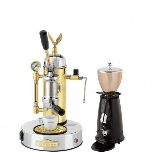 Elektra Micro Casa Lever & MSD Kaffeemühle