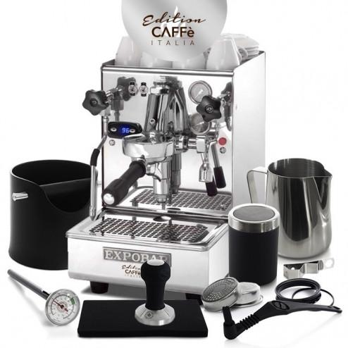 Expobar Brewtus IV 2 Boiler Caffè Italia Kit Edition 2