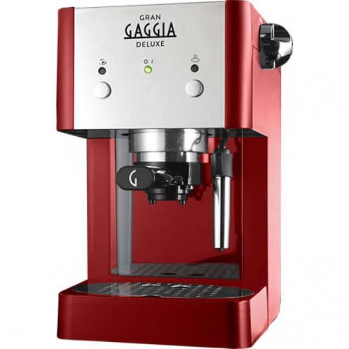 Gaggia Gran Gaggia Deluxe Rot RI8425/22