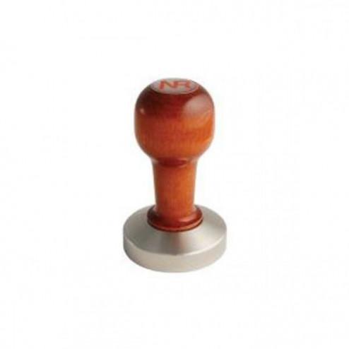 Tamper Holz und Stahl 57,5 mm