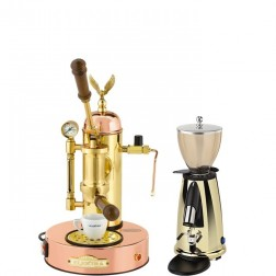 Elektra Micro Casa S1 & MSDO Kaffeemühle