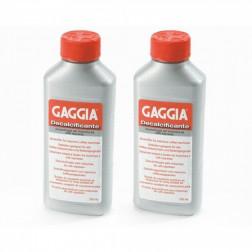 Gaggia Set mit 2 Entkalkungsmittel 2 x 250 ml
