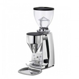Mazzer Mini Elektronisch B Polished Aluminium