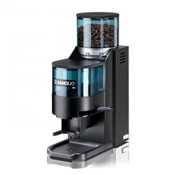Rancilio Rocky D Black Limited Edition