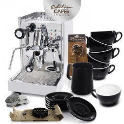 Quick Mill La Certa & Caffè Italia Kit Edition 3