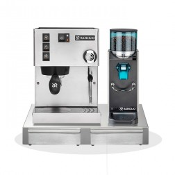 Rancilio Silvia V6 E 2020 Last Edition & Rocky SD und Basis
