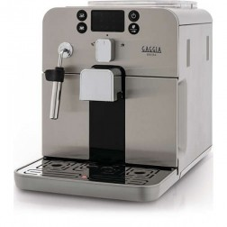 Gaggia Brera Espressovollautomat Silber RI9305/01