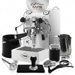 Vibiemme Domobar Junior HX Weiß Caffè Italia Kit Edition 2