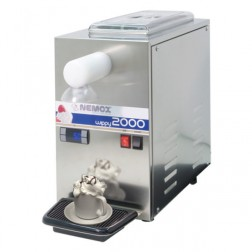 Nemox Wippy 2000 Schlagsahne Maschine