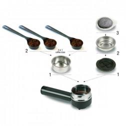 Isomac Druckfilterhalter