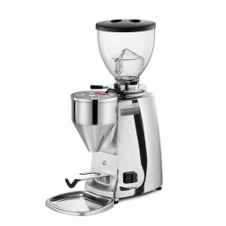 Mazzer Mini Elektronisch A Polished Aluminium